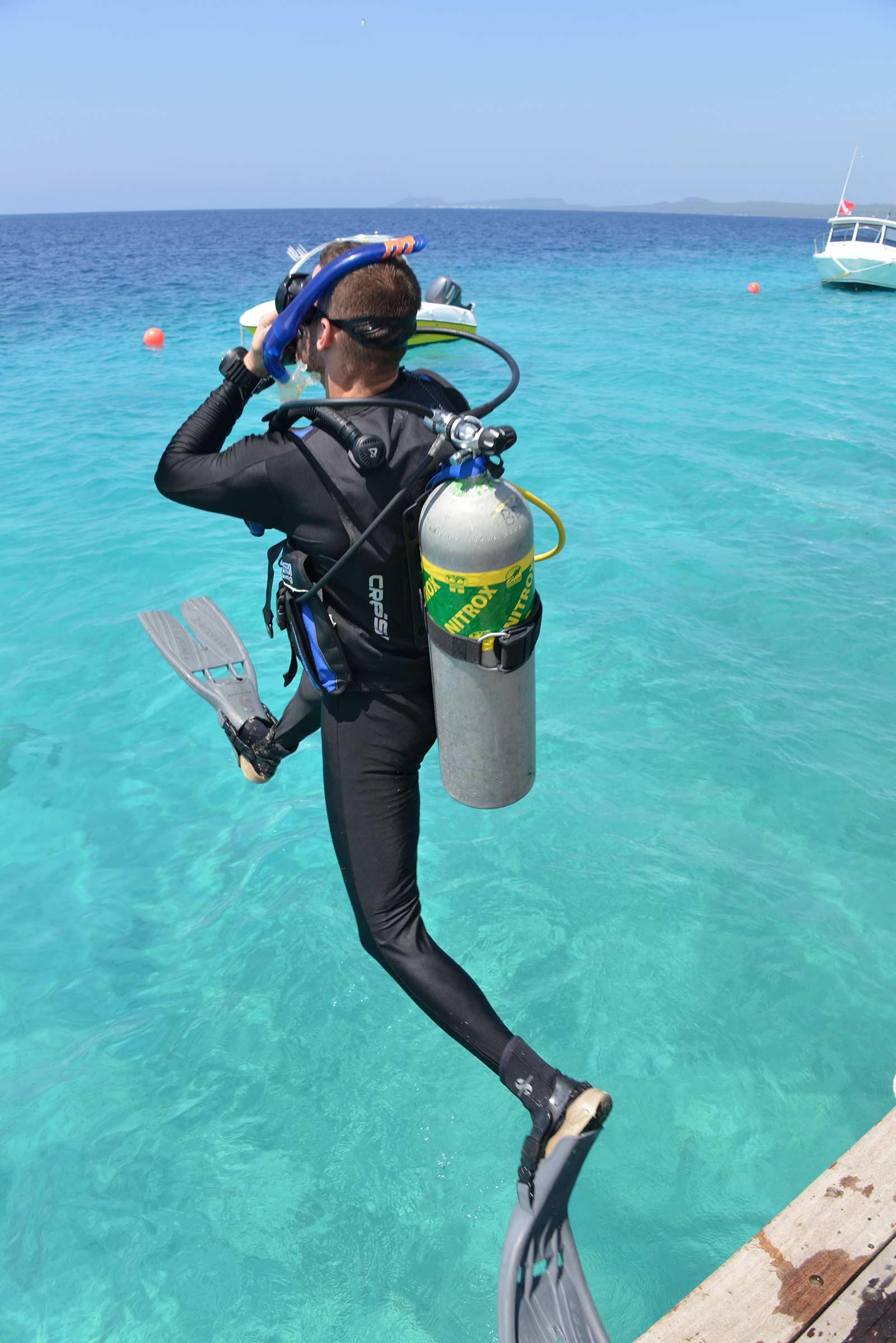 Tdi Nitrox Diver Sdi Tdi Erdi