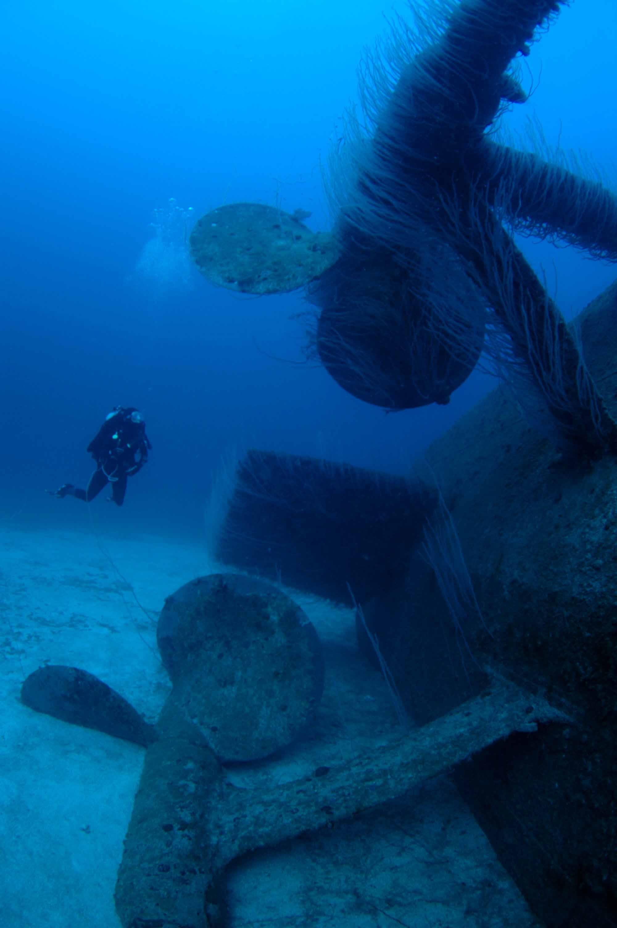 Tri Mix Scuba Diving : Trimix diver gotham divers