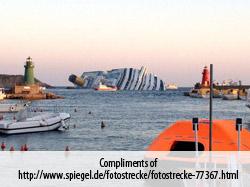 Cruise Ship Wreck Dive Teams