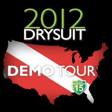 Drysuit-Demo-Tour