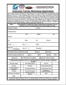 ITW-Application