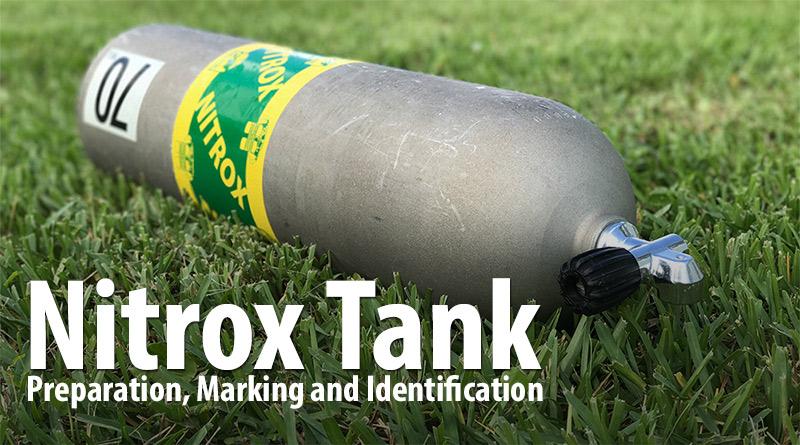 Nitrox Tank