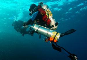 Decompression-Diving