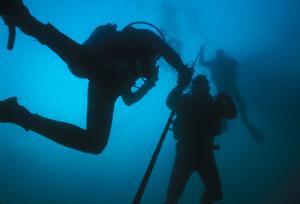 Deep-Diving