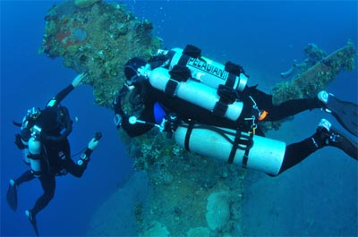 What it Takes to Lead a Technical Diving Team