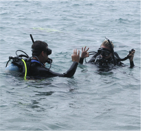 How to think like a Rescue Diver