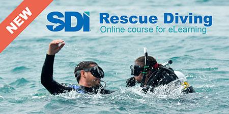 SDI Rescue Diving Online Course