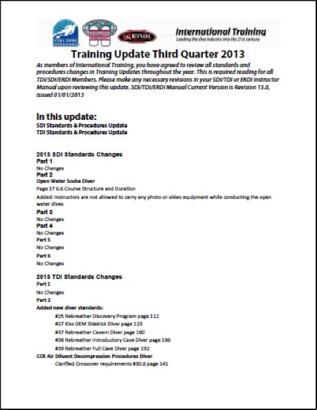 training_update
