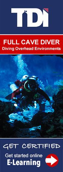 Cave Diver Course