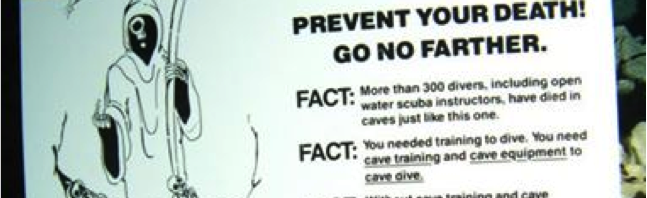 Cave Diving and the Dangers without Proper Training - SDI