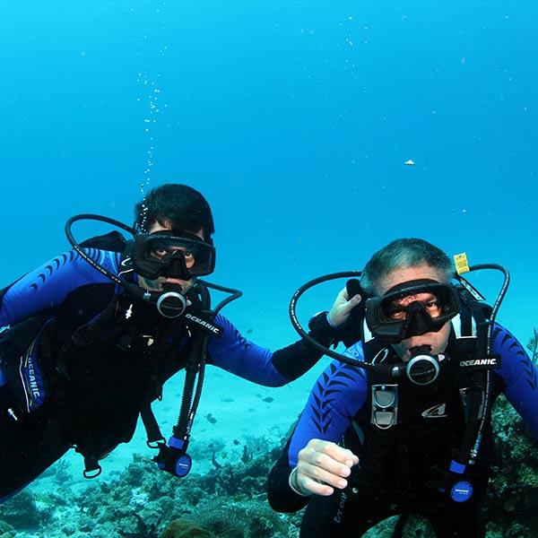 scuba discovery