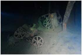 Sardinian wreck 2