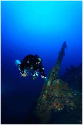 Sardinian wreck 4