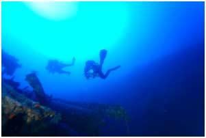 Sardinian wreck 6