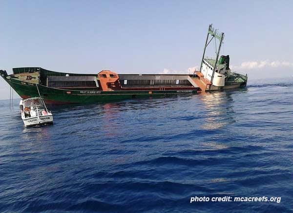 Hailey Glasrud sinking