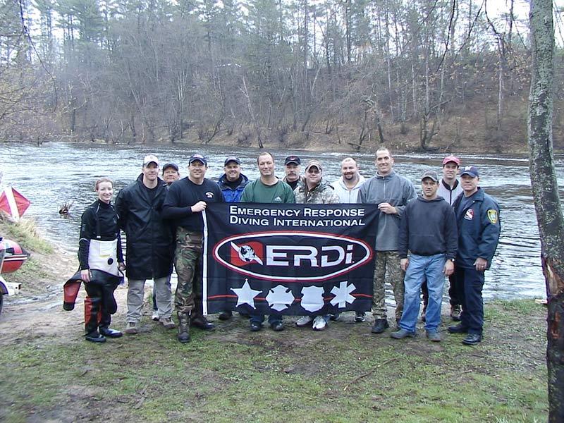 ERDI PS Dive Team
