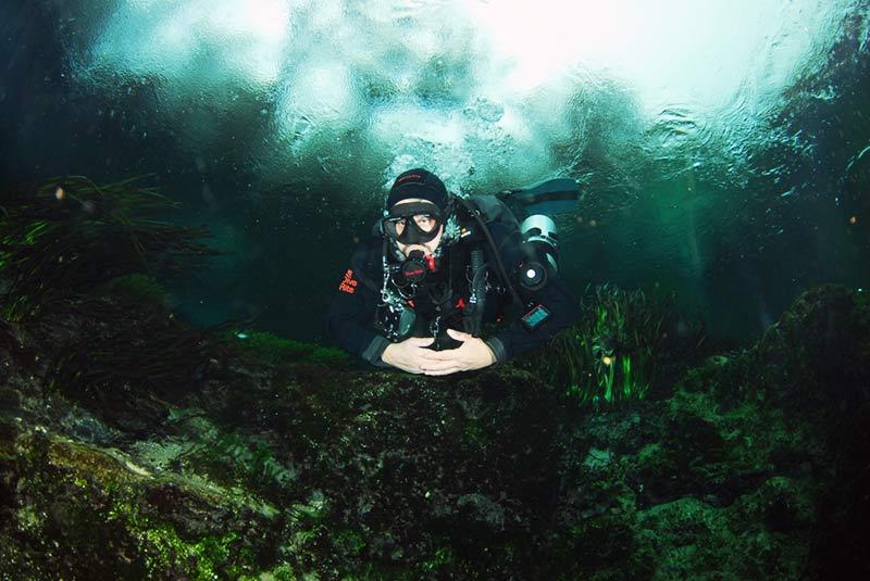 TDI Diver Bill Mac