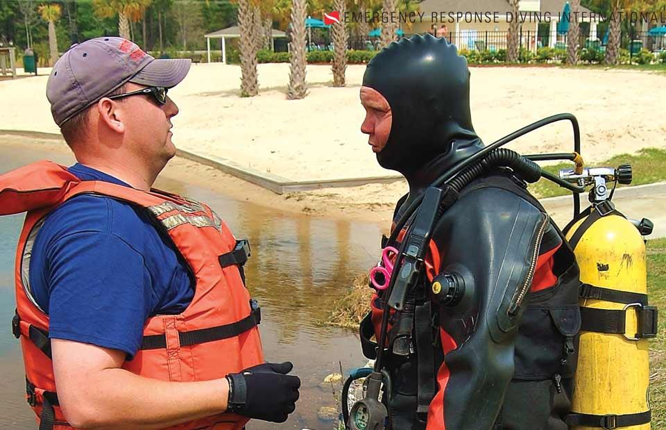 ERD Tender and Diver