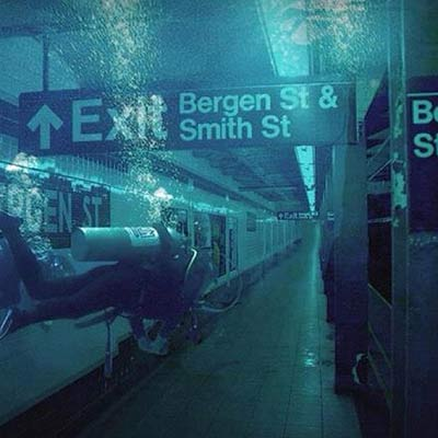 NYC underwater