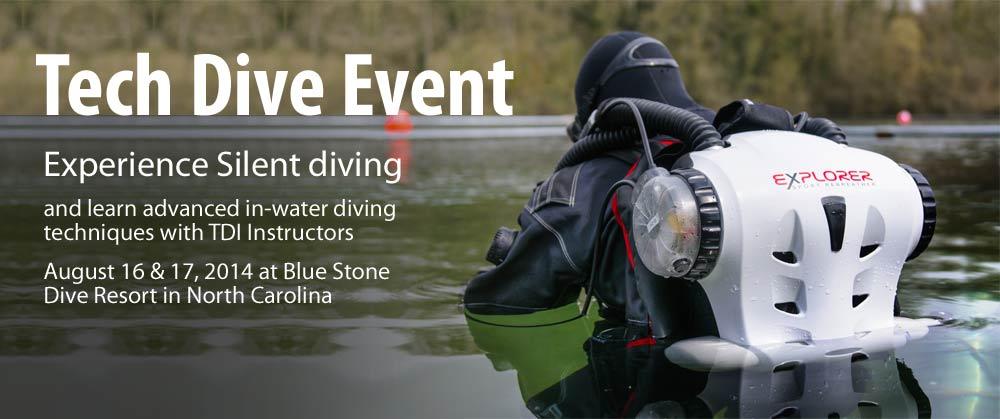 Tech Dive Tour - Experience Tech Diving