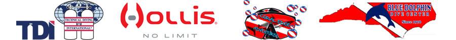 Tech Diving Logos