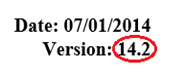 version 14.2