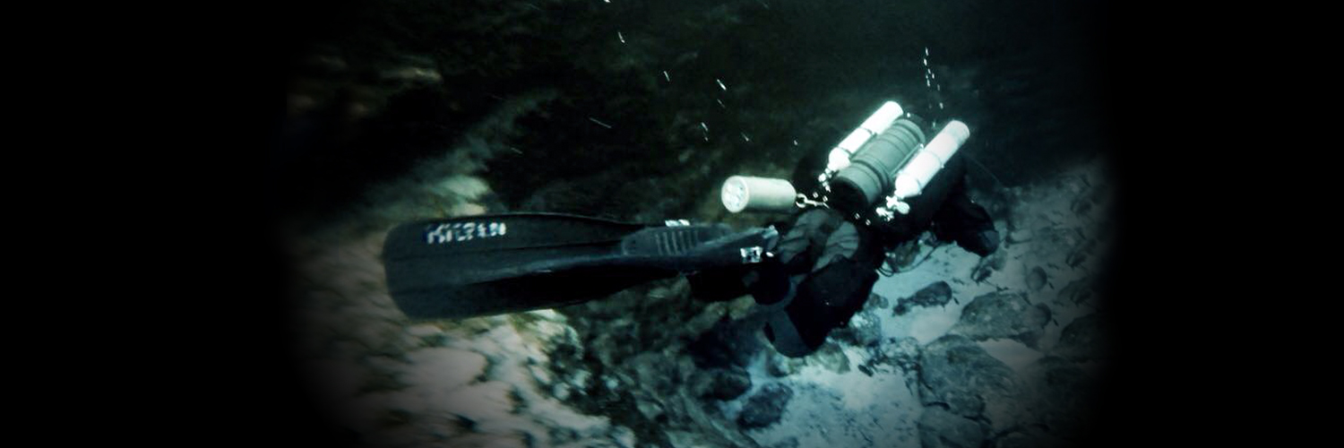 Cave Diving Terrifying