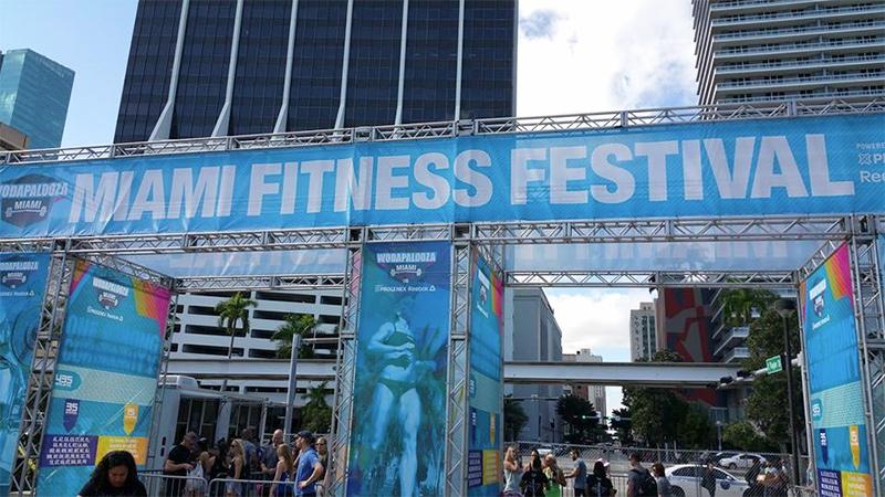 Miami fitness festival