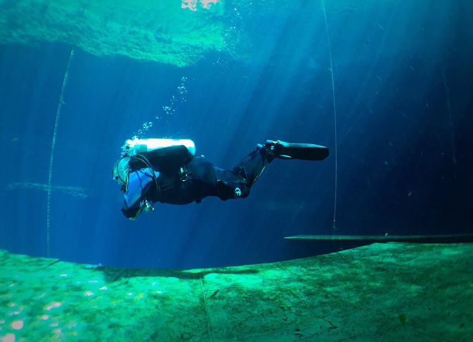 Sdi Research Diver Sdi Tdi Erdi