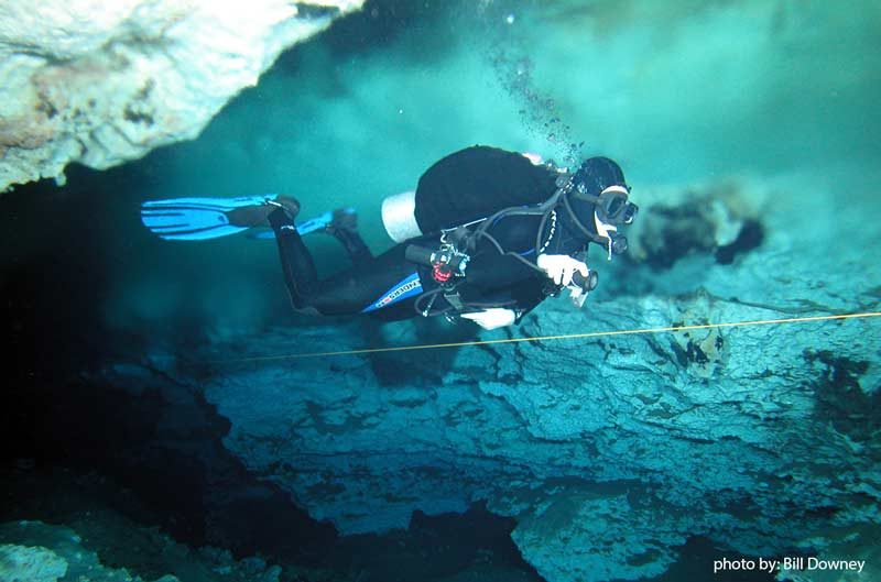 cave diving 101