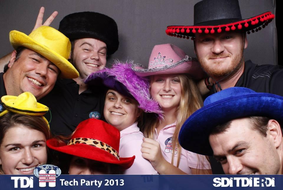 TDI Tech Party