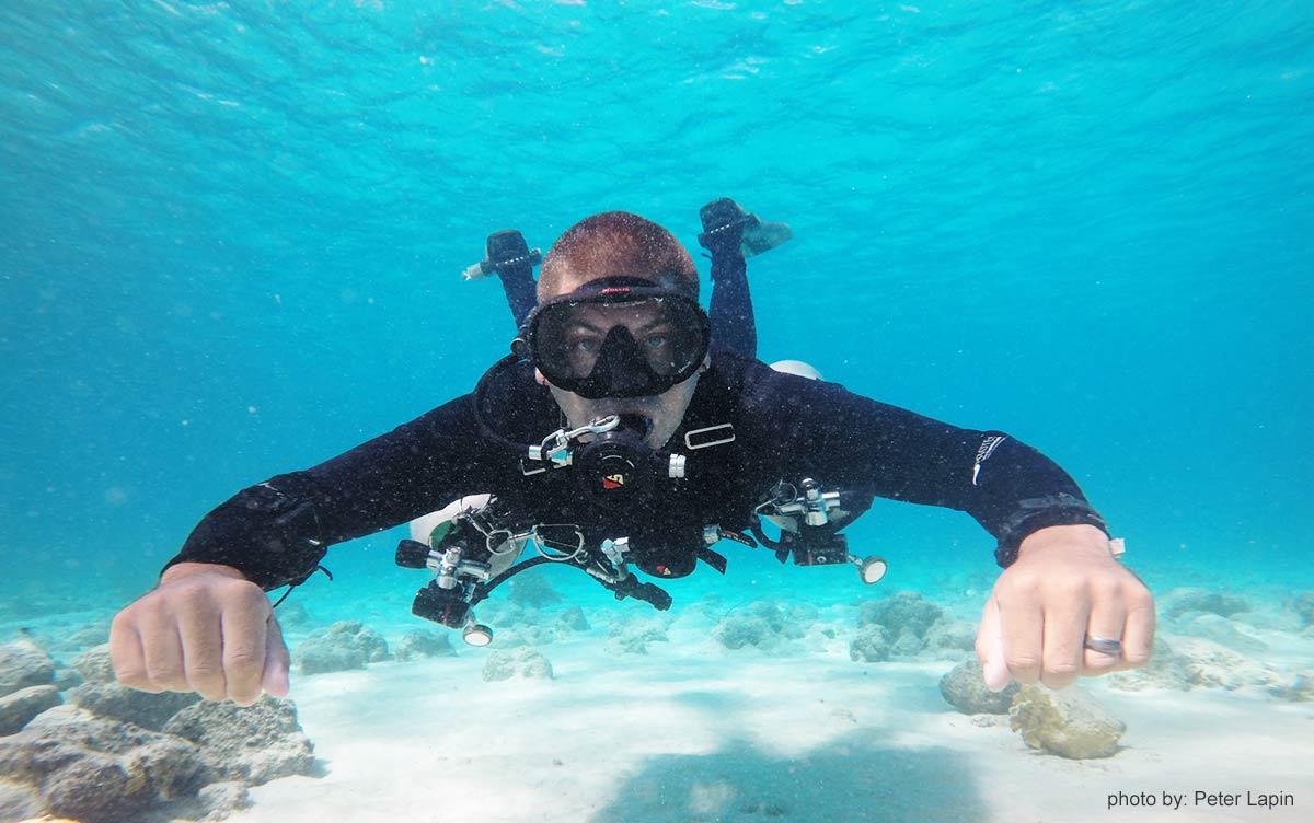 Tech dive