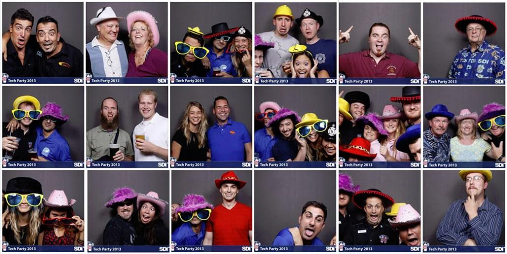 TDI Tech Party Pics