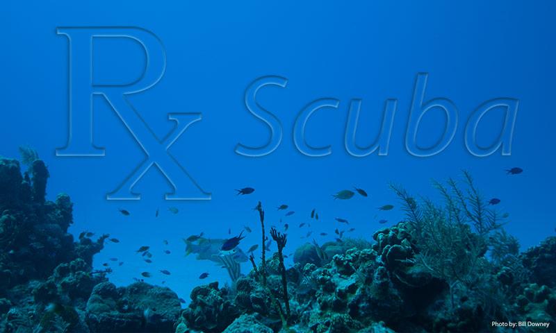 Rx scuba