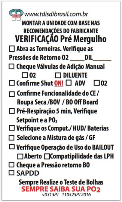 tdi-checklist