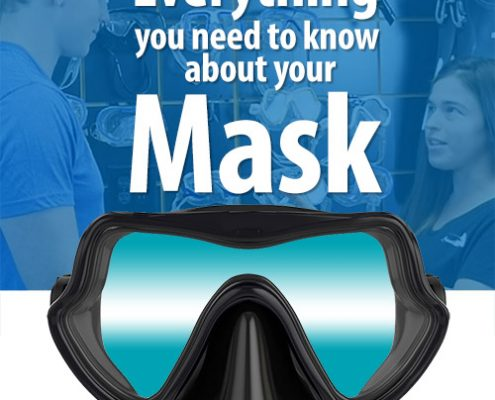 Everything you need to know about your scuba mask