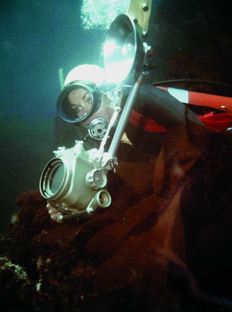 Underwater system, 1963