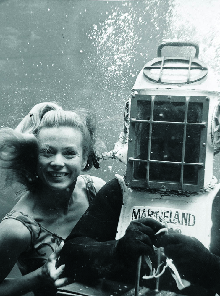 Marineland, 1962