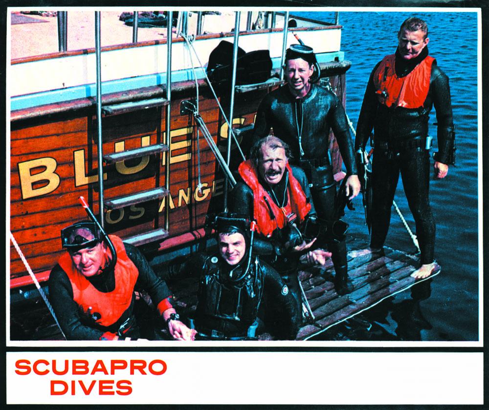 Scubapro Dives