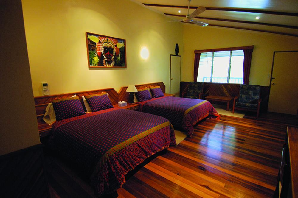 Guest bungalow