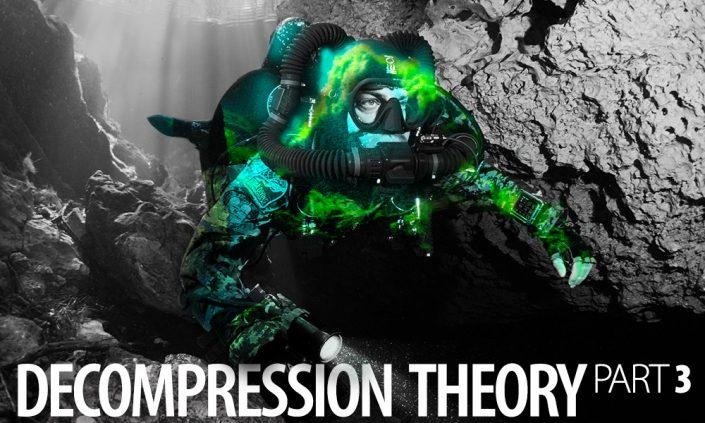 Decompression Theory-Bubble Counter