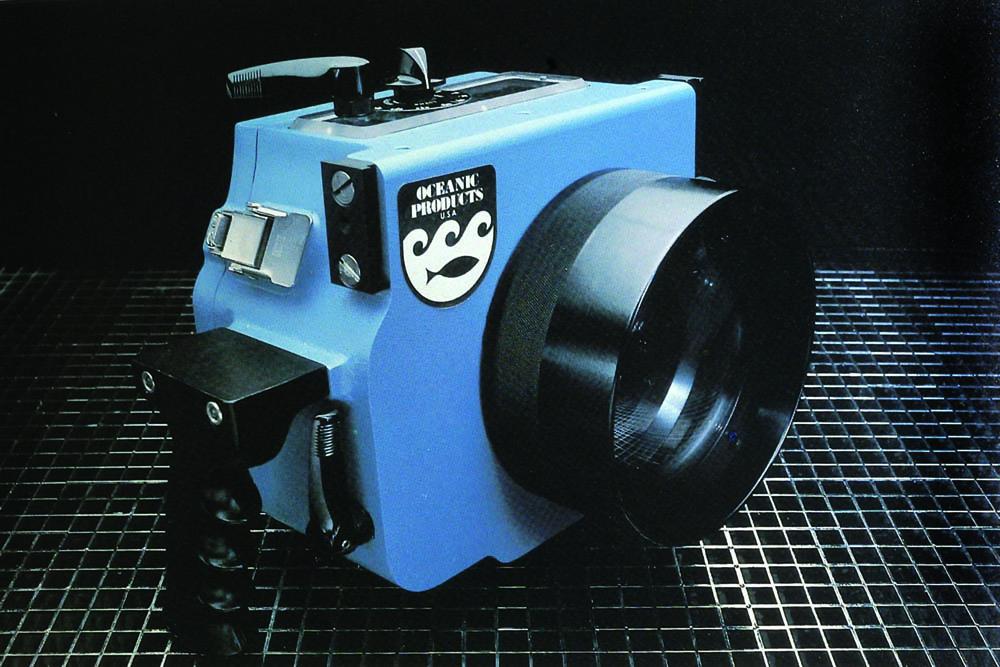 Hydro-35 camera housing