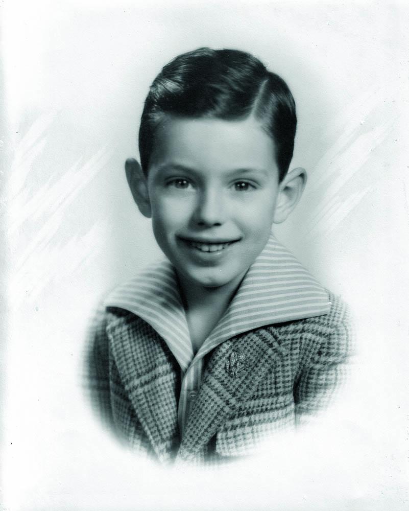 Age 8 in Kansas