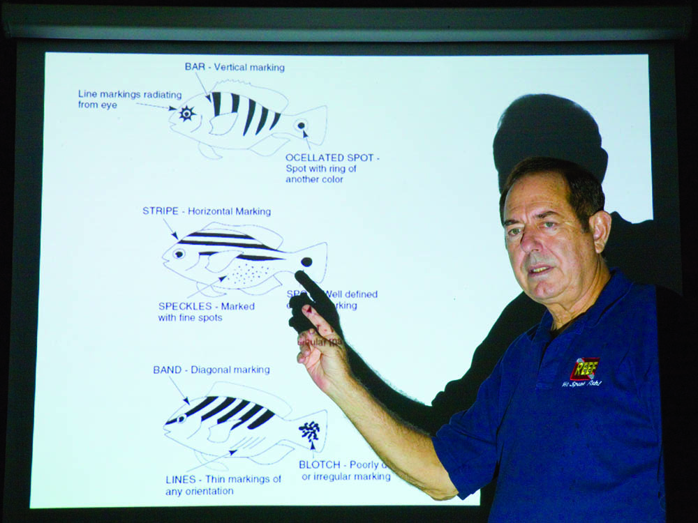 Fish ID lecture, 2004