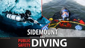 Sidemount and Public Safety Diving