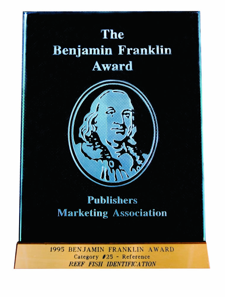 Franklin Publishing Award, 1994