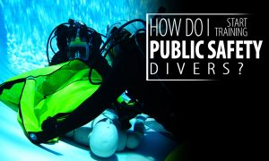 Training Public Safety Divers