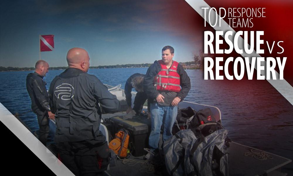 Rescue vs. Recover