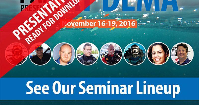 DEMA Presentations