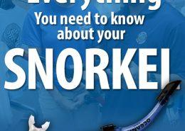 Everything snorkel lading